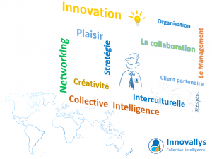 Innovallys Collective intelligence